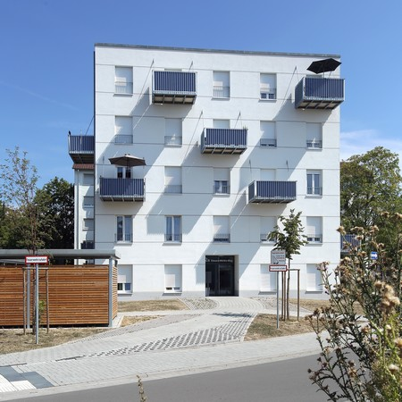 Residential Building, Speyer West