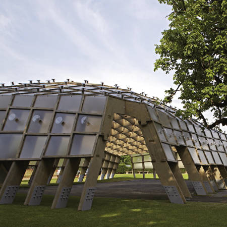 Serpentine Pavillon, London