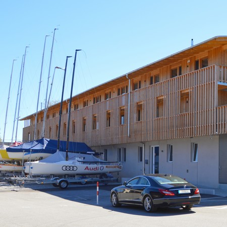 Yacht Clubhouse, Prien am Chiemsee